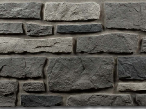 Nailite creek ledgestone appalachain ash