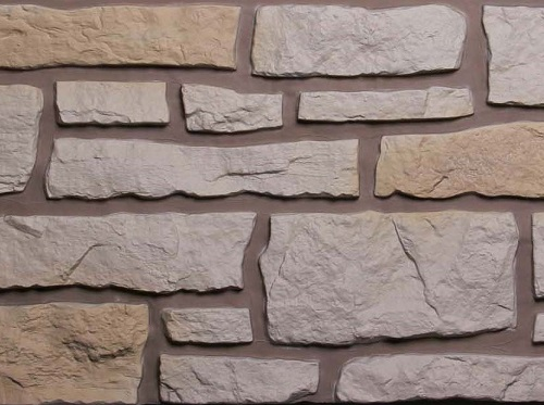 Nailite creek ledgestone ivory white