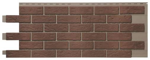 Novik Hand-laid brick - Red used blend